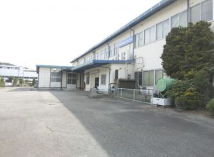 建物 C-22 伊那市福島 売り工場